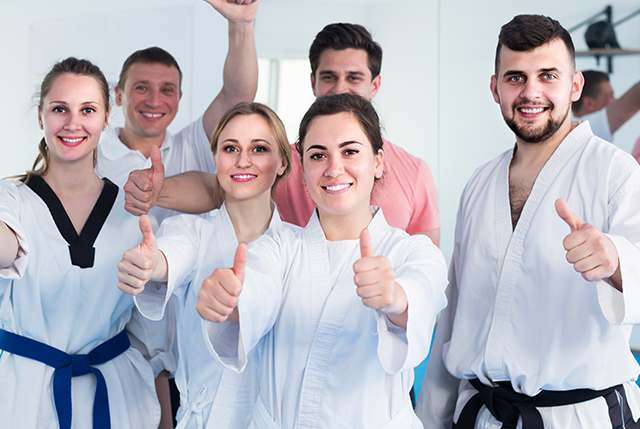 Karateadult1.2, Gold Medal Martial Arts in Santa Clarita CA
